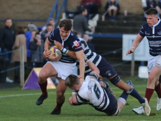 Watsonians scored five tries to Heriots' one. Image: Graham Gaw