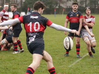Dundee High picked up their first win of the season against Watsonians. Image: Graham Gaw