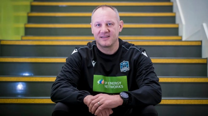 John Dalziel says it is time for Glasgow Warriors to kick-start their season. Image: Craig Watson