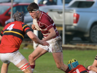A new chapter in the fierce rivalry between George Watson's and Stewart's Melville will be played out in the Scottish Schools' Under-18 Cup Final at Murrayfield tonight. Image: Graham Gaw