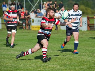 Stirling Wolves will be looking to Bunce back after being thumped by Heriot's Blues earlier in the season. Image: Bryan Robertson
