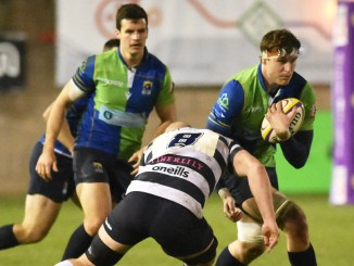 Callum Atkinson returns to action for Boroughmuir Bears against Heriot's this weekend. Image: Steve Langmead