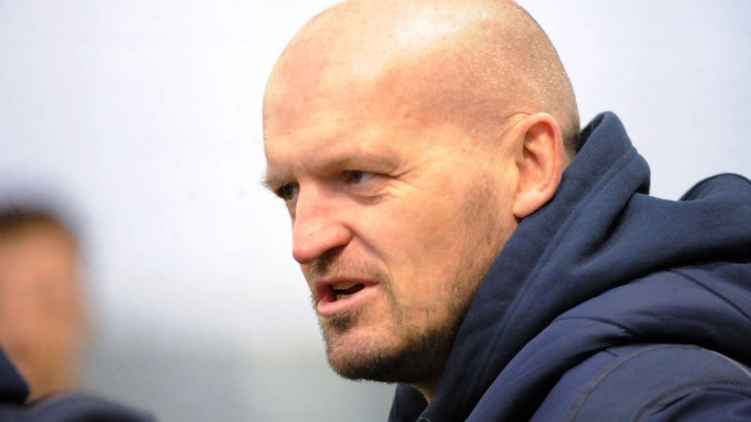 Gregor Townsend has spoken for the first time since the Finn Russell affair exploded last week.