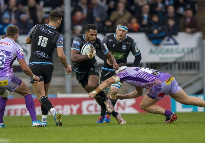 Ratu Tagive has made just 10 appearances for Glasgow Warriors in three and a half seasons since landing in Scotland.