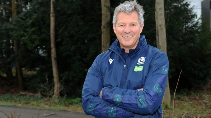 Sean Lineen has challenged hi Scotland Under-20s team to stand-up and be counted against Ireland this weekend. Image: FOTOSPORT/DAVID GIBSON