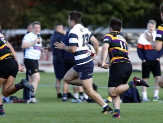 Heriot's Blues defeated Cartha Queens Park comfortably back in September. Image: Dave Urquhart