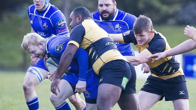 Jed-Forest head to Malleny Park to take on Currie Chieftains. Image: Bill McBurnie