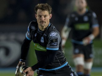 Peter Horne has agreed a two year contract extension with Glasgow Warriors. Image: Crag Watsons