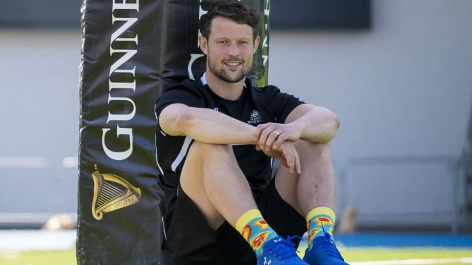 Peter Horne, who has signed a two-year contract extension with Glasgow Warriors, says he is determined to play his way back into Scotland contention. Image: © Craig Watson - www.craigwatson.co.uk