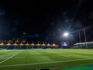 Scotstoun Stadium will host the inaugural Super6 Final. Image: Craig Watson