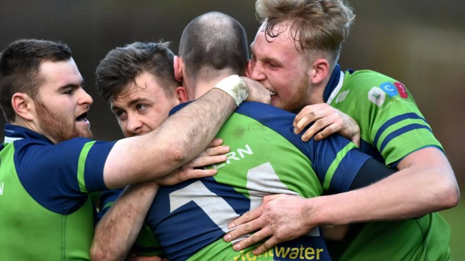 Boroughmuir battled to a win over Kelso last week. Image: Dave Patterson