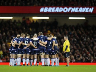 Scotland will get a chance on Saturday to avenge recent defeats at the Principality Stadium. Image: ©Fotosport/David Gibson