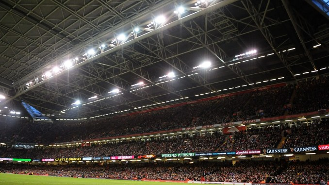 Scotland's Six Nations clash against Wales at the Principality Stadium has been postponed. Image: ©Fotosport/David Gibson