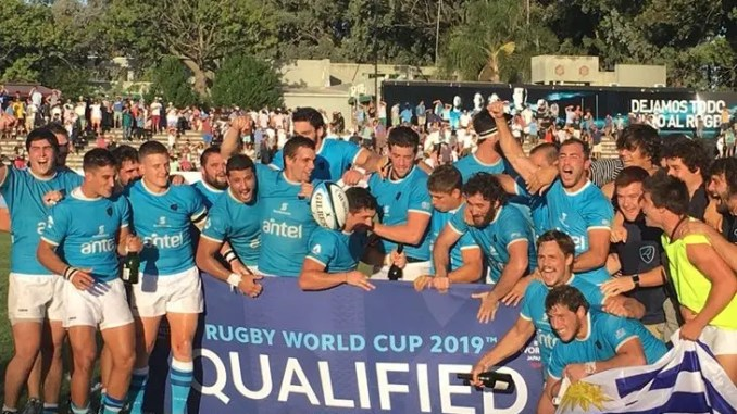 Uruguay have made positive noises about their burgeoning relationship with Scottish Rugby.