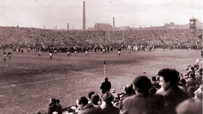 Dark Blue Blood - Scottish Rugby in the Black & White Era contains 300 striking images charting the history of the game in this country.