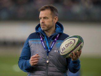Danny Wilson will assume the coach as Glasgow Warriors head coach on 1st June. Image: © Craig Watson - www.craigwatson.co.uk