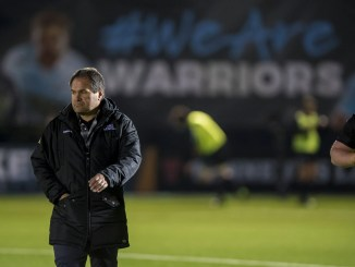 Dave Rennie is off to Australia after three years as Glasgow Warriors head coach. Image: ©Craig Watson