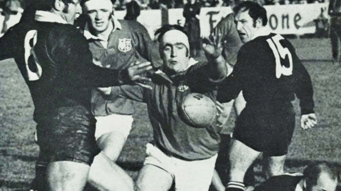 50 Games That Defined Scottish Rugby Part Two