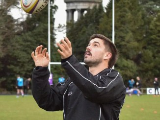 Sam Kitchen came to Edinburgh's attention whilst playing for Ayrshire Bulls last season. Image: George McMillan