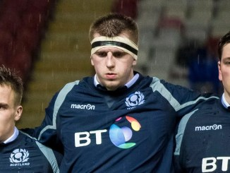 Hamish Bain played 10 games for Scotland Under-20s in 2016 and 2017. Image: Craig Watson - www.craigwatson.co.uk