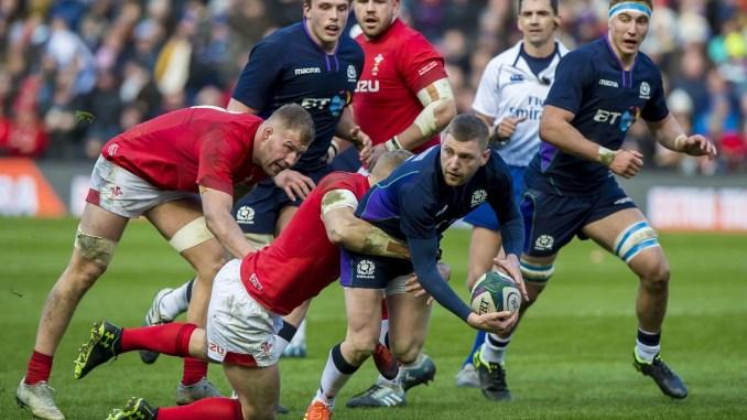 Scotland v Wales