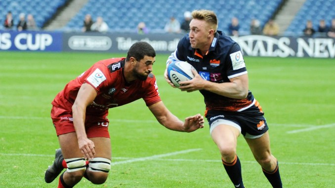 Dougie Fife is one of a number of former Edinburgh players to find a new club during July. Image: ©Fotosport/David Gibson