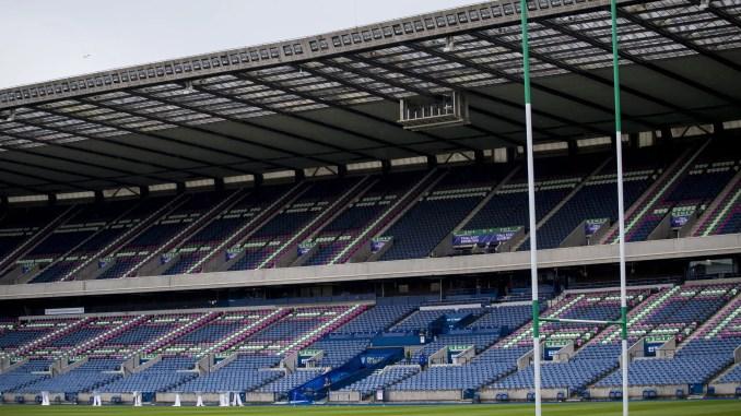 Murrayfield Stadium. Image: ©Craig Watson - www.craigwatson.co.uk