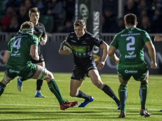 Glasgow Warriors attack coach Jonny Bell has been impressed by Paddy Kelly in training since joining the Scotstoun outfit. Image: ©Craig Watson