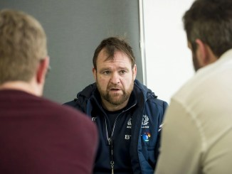 Steve Scott is leaving London Scottish to take up a coaching role with Romania. Image: © Craig Watson - www.craigwatson.co.uk
