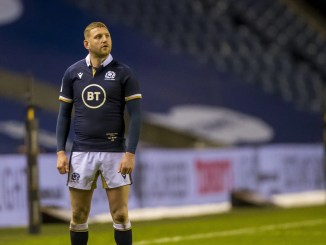 Finn Russell has been banned for three matches. Image: Craig Watson© - www.craigwatson.co.uk