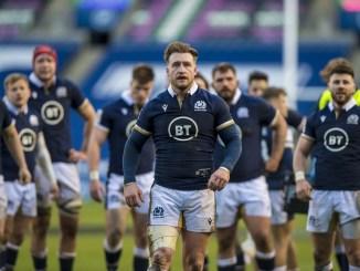 Stuart Hogg will lead Scotland into a must-win match against Italy tomorrow night. Image: © Craig Watson - www.craigwatson.co.uk
