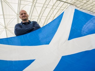 Gregor Townsend will fly the flag for Scotland on this summer's Lions tour. Image: © Craig Watson - www.craigwatson.co.uk