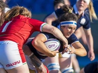 Emma Wassell and her Scotland team-mates are still awaiting news on when their World Cup qualifying campaign will begin. Image: © Craig Watson - www.craigwatson.co.uk