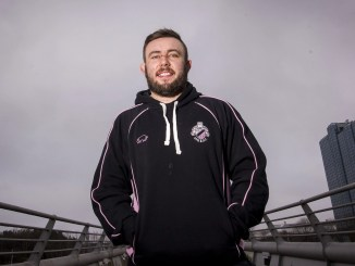 Robin 'Bomber' Hislop spent the 2017-18 season playing for Ayr in the Premiership. Image: © Craig Watson - www.craigwatson.co.uk