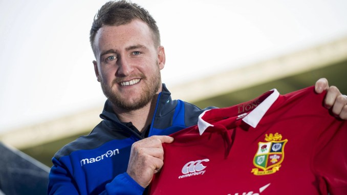 Finlay Calder has backed Start Hogg to make the test team on his third Lions tour. Image: © Craig Watson - www.craigwatson.co.uk