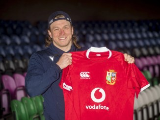 Hamish Watson has dropped out of the Lions tam for Saturday's clash against Japan due to concussion. Image: © Craig Watson - www.craigwatson.co.uk