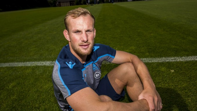 Rory Hutchinson has been added to the Scotland Squad for this summer. Image: © Craig Watson - www.craigwatson.co.uk