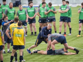 Sean Lineen reckons has been impressed by the attitude of his Scotland Under-20 side. Image: Craig Watson