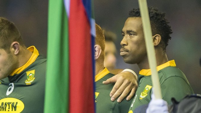 Springbok captain Siya Kolisi is one of six new positive Copvid cases in the squad since last Monday. Image: © Craig Watson - www.craigwatson.co.uk