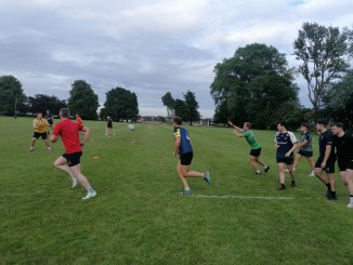 Preparation is almost complete for the Dundee City 7s