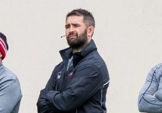 Glasgow Hawks coach Andy Hill. Image: Craig Watson.