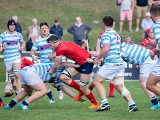 Musselburgh edged a well-deserved win over Edinburgh Accies. Image: John Durham