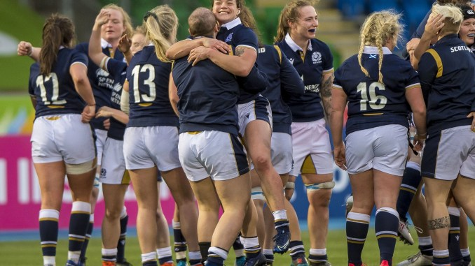 Scotland will play in a final World Cup qualifying tournament in Dubai in January. Image: ©Craig Watson - www.craigwatson.co.uk