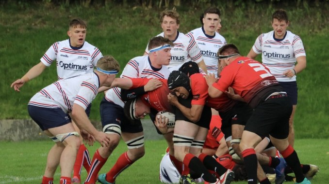 Glasgow Hawks will hope to bounce back from their opening weekend loss to Marr when Aberdeen Grammar come calling tomorrow [Saturday]. Image: Anna Burns