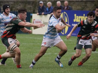 Robbie Kent scored a breakaway try and earned him the TOL's man-of-the-match award. Image: John Wright