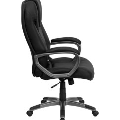 Plush Leather Chair Rosewood Chairs Nz Formfit Executive Black Office
