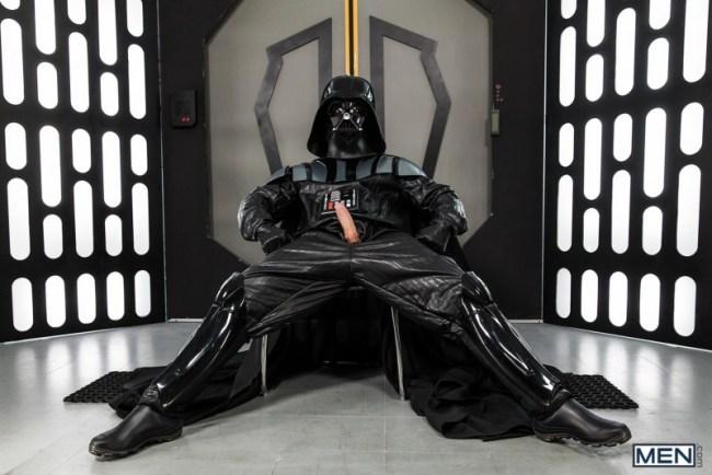Extrait gratuit Star Wars X Gay - Bite de Dark Vador