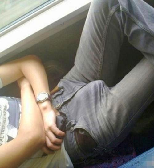 Ca bande dans les jeans