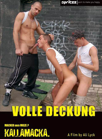 Volle Deckung film XXX Gay Spritzz