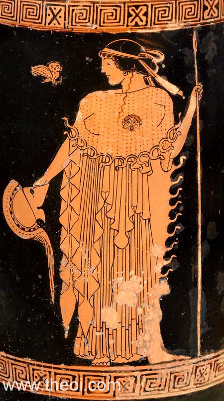 Achilles & Athena on a Greek case from https://i0.wp.com/www.theoi.com/image/K8.6Athena.jpg